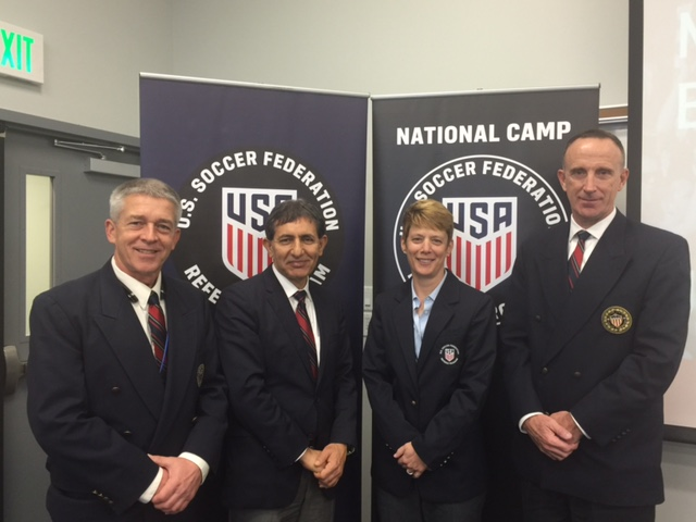 3d456fdc9 USSF North Carolina - News and Announcements - 2017 National Referee ...