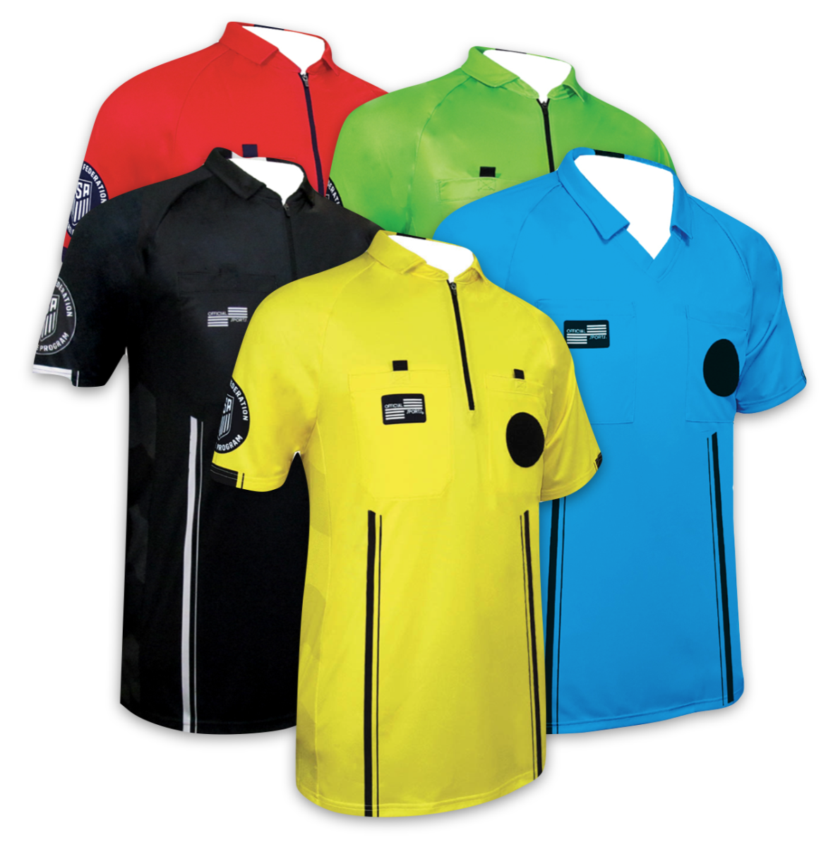USSF North Carolina - Referee Information - Referee Uniforms